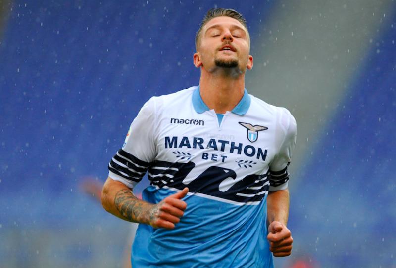 Follia di Milinkovic: perde la testa e sferra un calcio! Espulsione diretta, sarà stangata