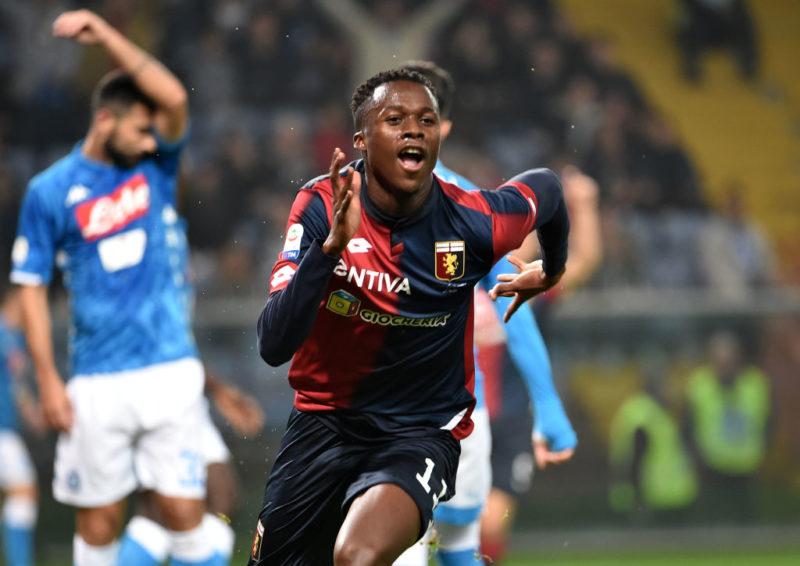 """Il dg del Genoa: """"Kouamé al Napoli, tutto saltato: lo avete visto contro la Juve?"""""""