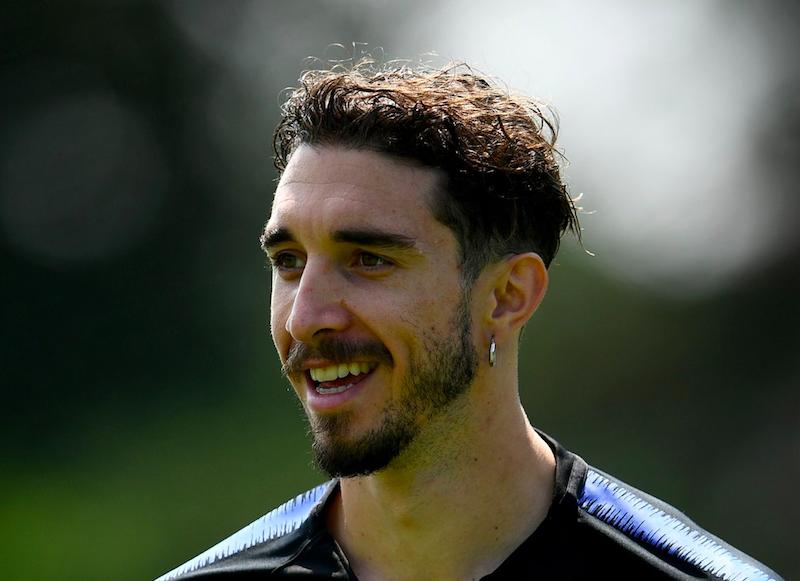 Inter, Vrsaljko non ingrana: è rimandato anche contro il Benevento