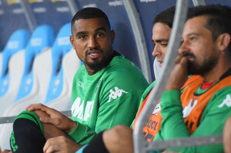 """Sassuolo, la Gazzetta: """"Tira una strana aria di permanenza per Boateng"""""""