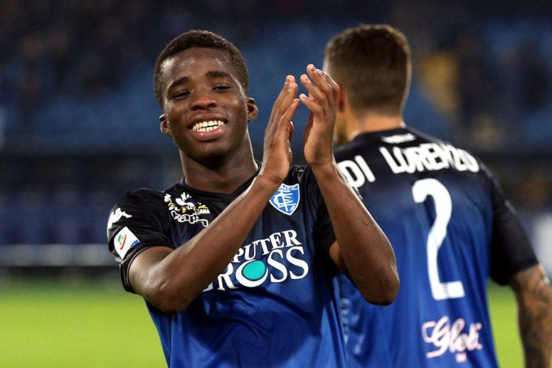 Giampaolo stregato da Traoré: la Samp si muove per tre giocatori dell'Empoli