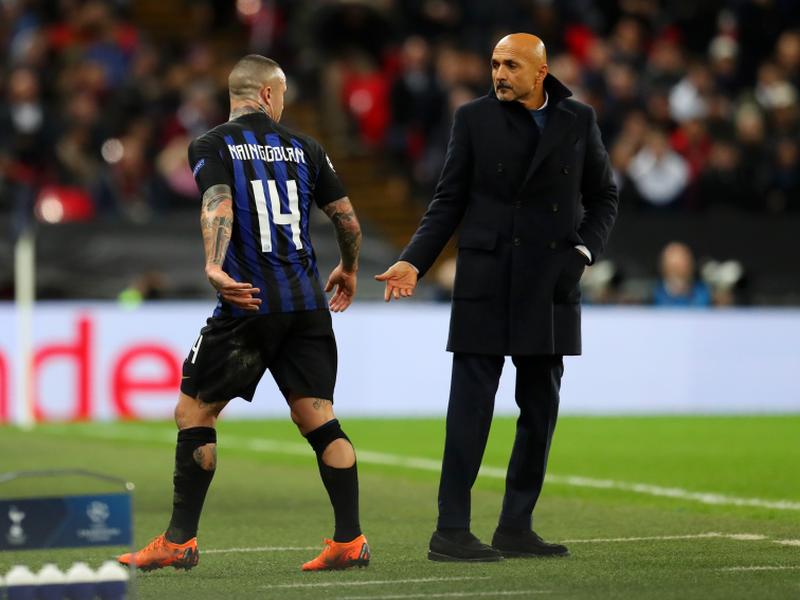 """Nainggolan salta la Juve! Spalletti: """"Non ce la fa, gli serve tempo: due assenze per domani"""""""