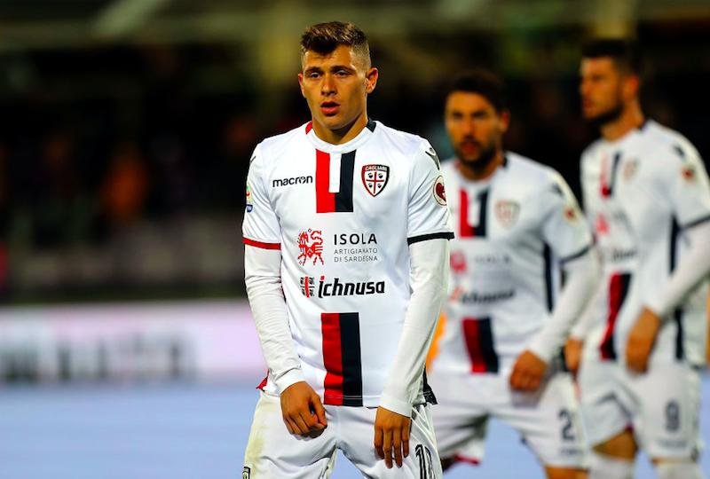 FORMAZIONI UFFICIALI – Milan-Cagliari: torna Joao Pedro, cambia Barella, c'è Calabria
