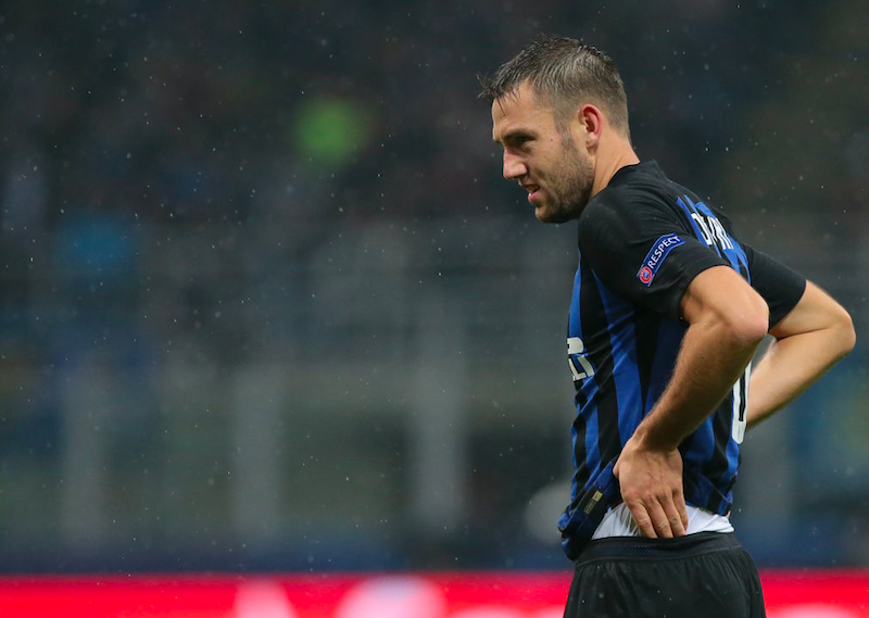 """Medico Inter: """"Per de Vrij un affaticamento, Nainggolan sta recuperando. Icardi con la Lazio…"""""""