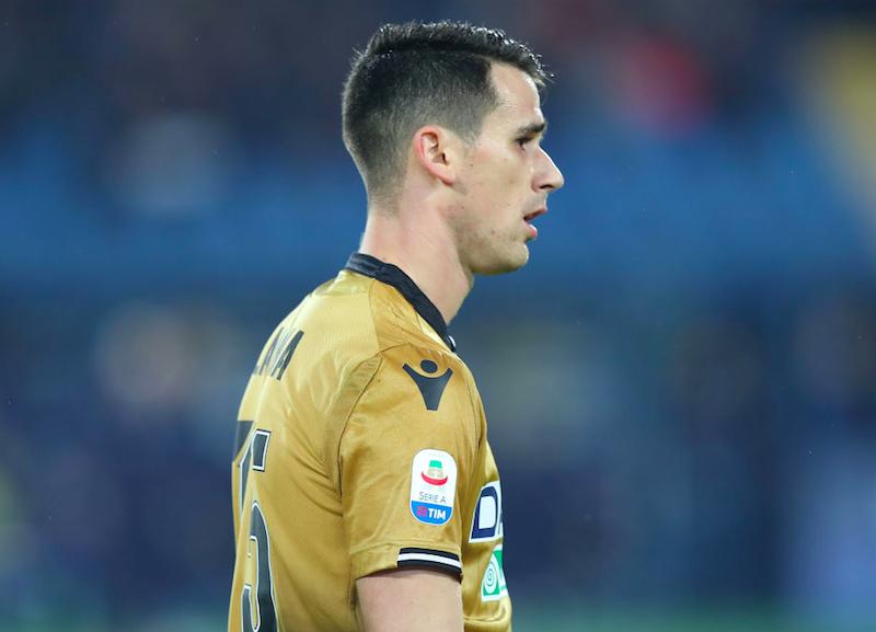Udinese-Frosinone, le formazioni ufficiali: gioca Lasagna, spazio a ter Avest