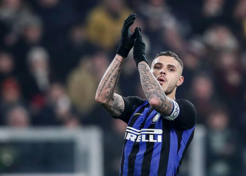 """Sky: """"Caso Icardi, attenzione perché l'Inter è convinta che nel giro di due o tre incontri…"""""""