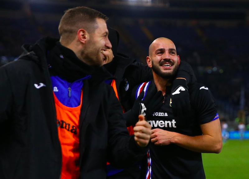 Sampdoria-Chievo, le formazioni ufficiali: rivoluzione per Giampaolo e Di Carlo