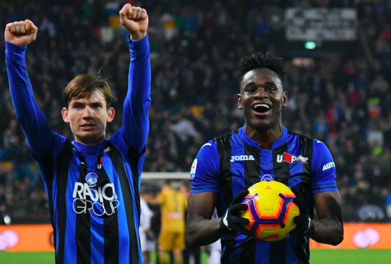 FORMAZIONI UFFICIALI – Atalanta-Milan: le decisioni di Gasperini e Gattuso