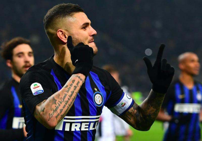 Inter, Icardi ha perso l'aereo: perché Maurito era assente all'allenamento