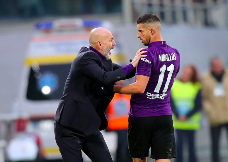 Fiorentina-Parma, le formazioni ufficiali: Mirallas neanche in panchina, fuori Gervinho