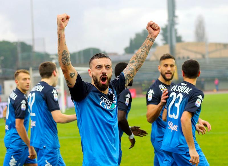 FORMAZIONI UFFICIALI – Empoli-Parma: Caputo c'è! D'Aversa cambia, Bastoni è out