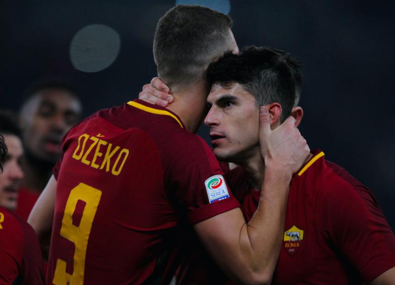 "Roma, la Gazzetta: ""Perotti è in via di guarigione, c'è speranza. Per Dzeko…"""