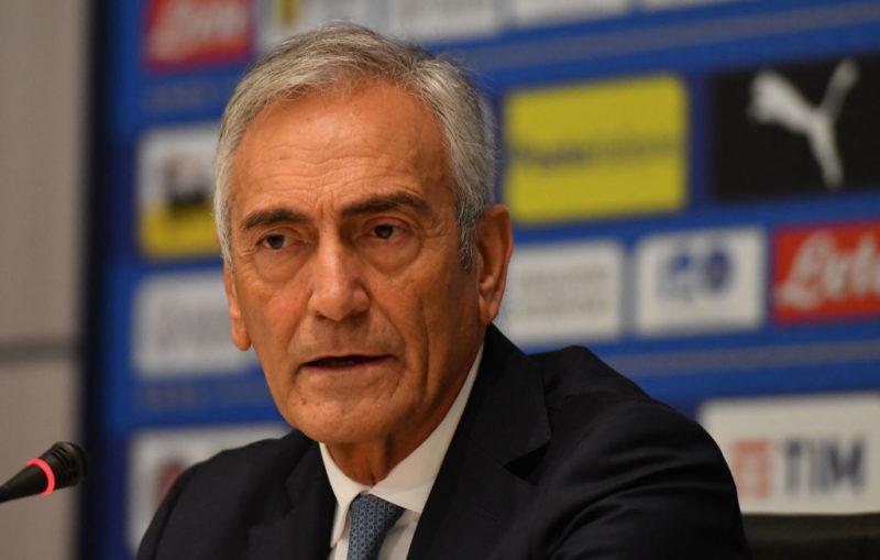 """Gravina: """"Fino a luglio per la ripresa. Deadline per la prossima Serie A, le 22 squadre…"""""""