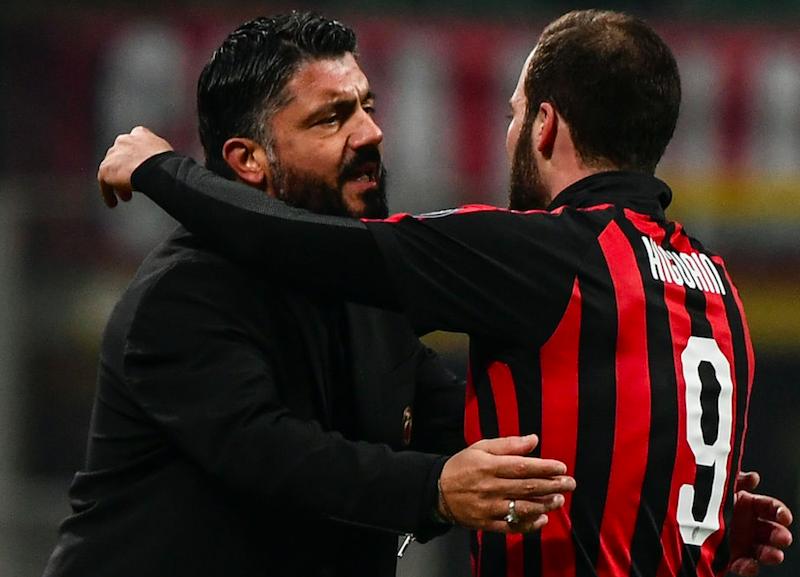 """Gattuso: """"Anche io volevo scappare dopo 3 giorni come Higuain, però ho fatto una cosa…"""""""