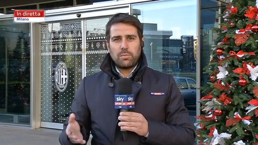 """Di Stefano (Sky): """"Ibra al Milan? Voci di corridoio nelle ultime ore dicono…"""""""