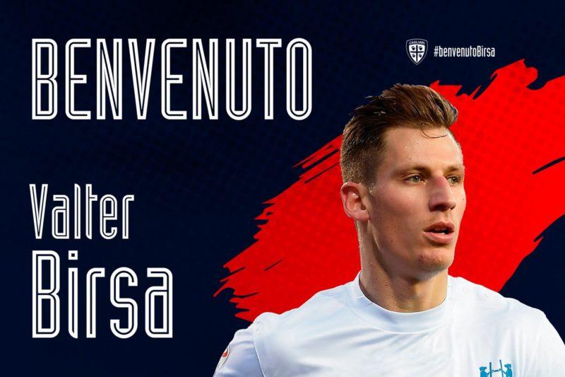 UFFICIALE – Birsa lascia il Chievo, è un nuovo giocatore del Cagliari