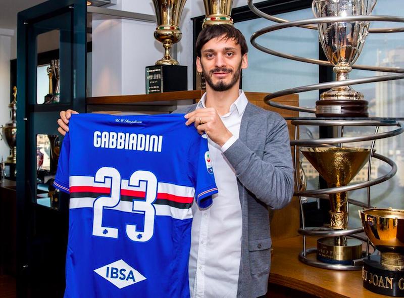 """Parla Gabbiadini: """"Sono già pronto per giocare! Ruolo? Non sono un trequartista…"""""""