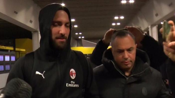 """Higuain stizzito a Malpensa: """"Chelsea? Se cercate casino, da me non lo avrete"""""""