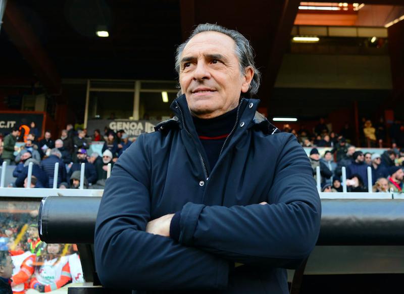 """Prandelli: """"Problema Hiljemark, Favilli è un investimento. Piatek al Milan lo vedo così"""""""