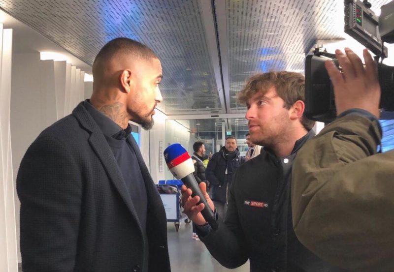 """Boateng è partito per Barcellona: """"È un giorno triste, ora spero di fare gol nel Clasico"""""""