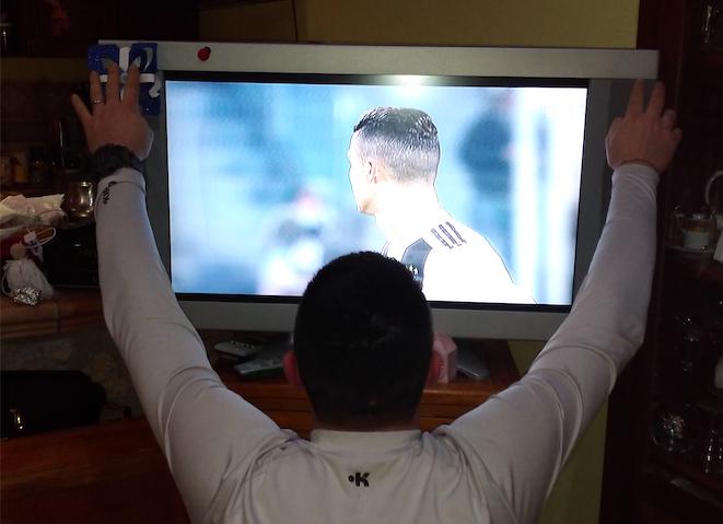"""""""In ginocchio per il fanta a 40 anni: vado allo stadio, 4 gol da Duvan contro e… poi Ronaldo!"""""""