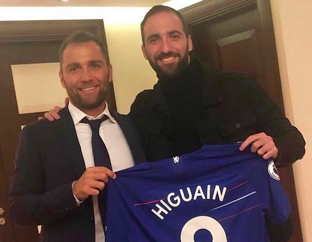 Higuain, la Juve annuncia le cifre dell'affare con il Chelsea: tornerà a Torino se…