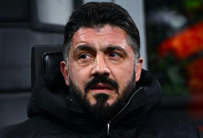 """Gattuso: """"Paquetà e Bakayoko non dovevano giocare! Cutrone out? Non segnavamo mai…"""""""