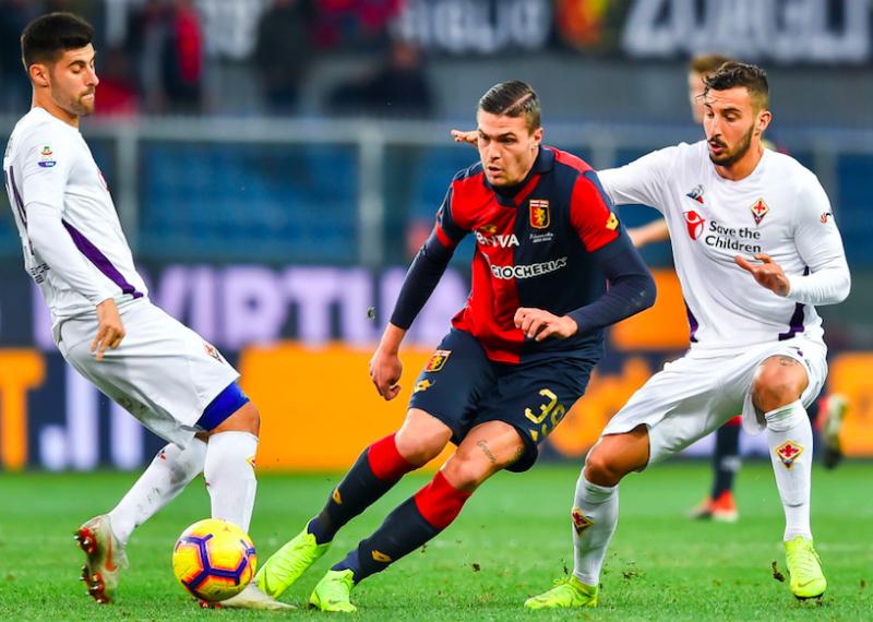"""Genoa, Sky rivela: """"Si ferma Favilli: in dubbio per il derby. E Pinamonti…"""""""