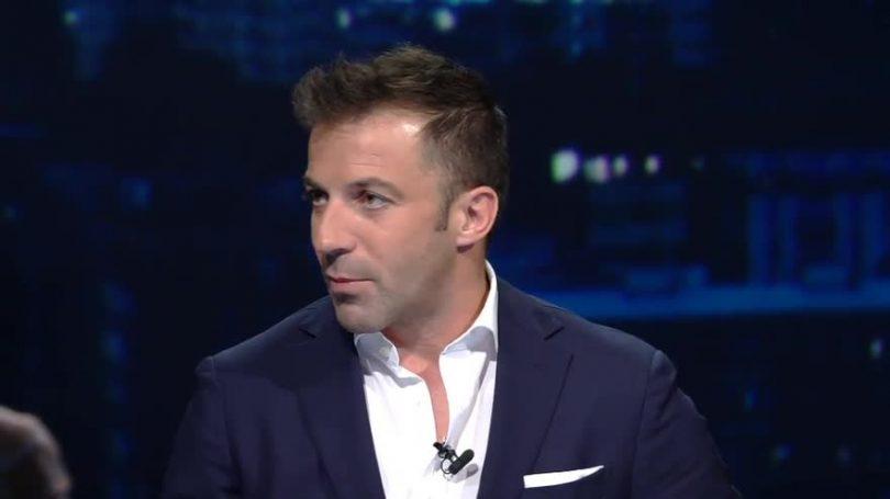 """Del Piero: """"Forse c'è una clausola per Cristiano Ronaldo, non ditelo a Pjanic e Dybala"""""""