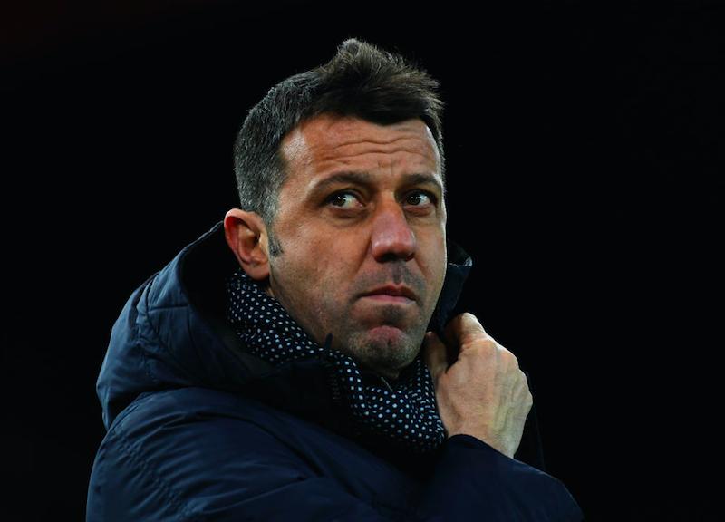 """D'Aversa vede l'agente di Bruno Alves: """"Lo porti alla Juve? Non fare scherzi"""""""