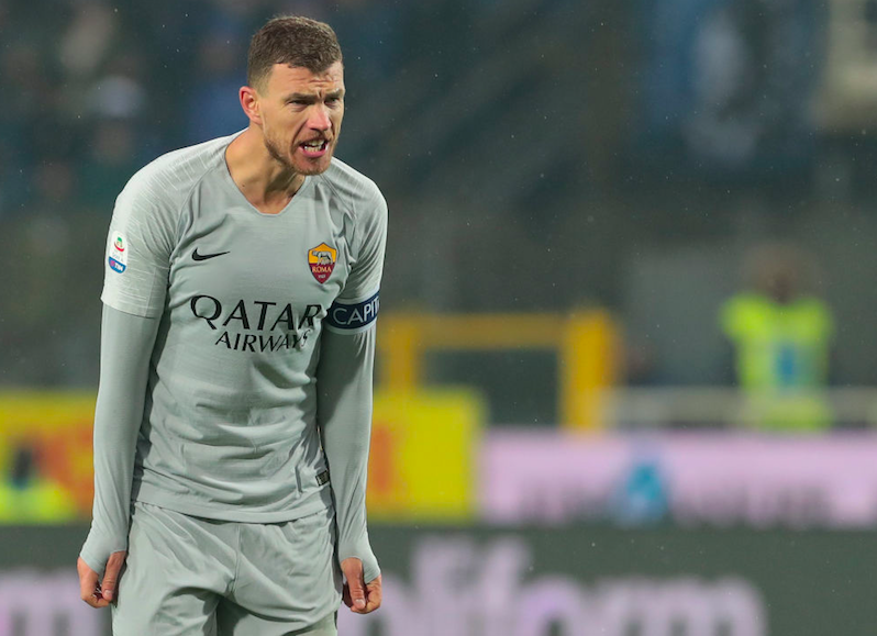 Dzeko sotto accusa, può andar via: Roma irritata! Da Icardi a Dybala: cinque casi spinosi