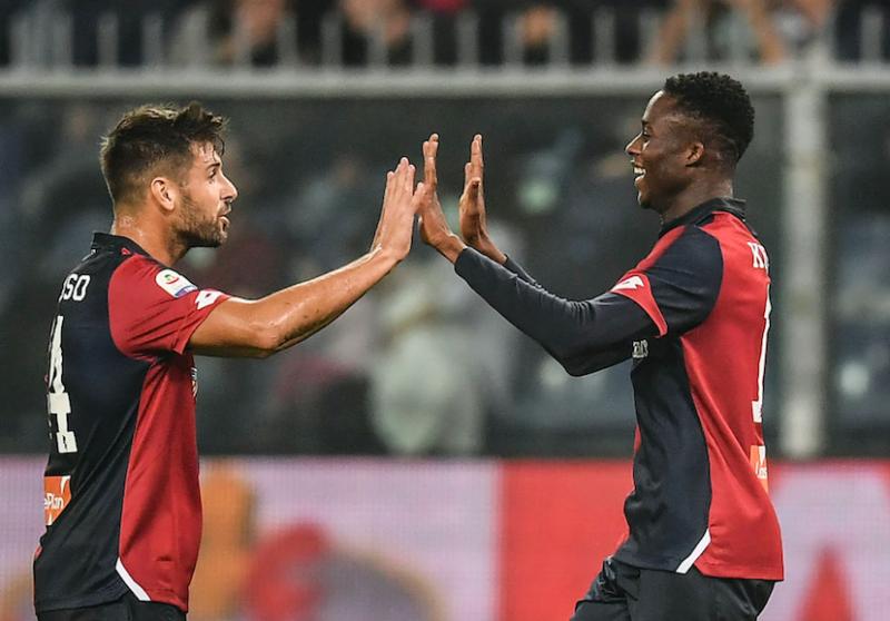"""Kouamé riceve una nuova offerta. Sky: """"Può essere la ciliegina del Cagliari"""""""