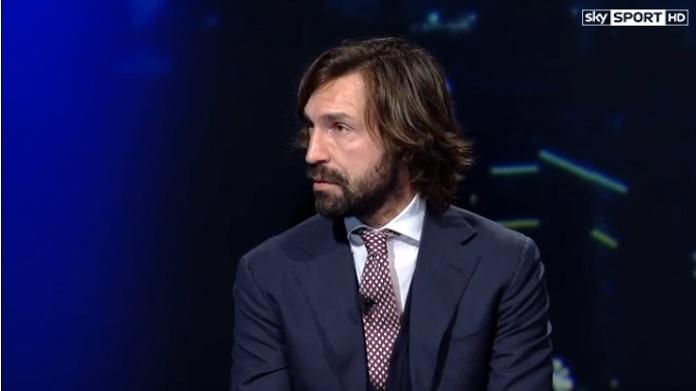 """Pirlo: """"La Juve deve prendere uno di questi due giocatori in fretta"""""""