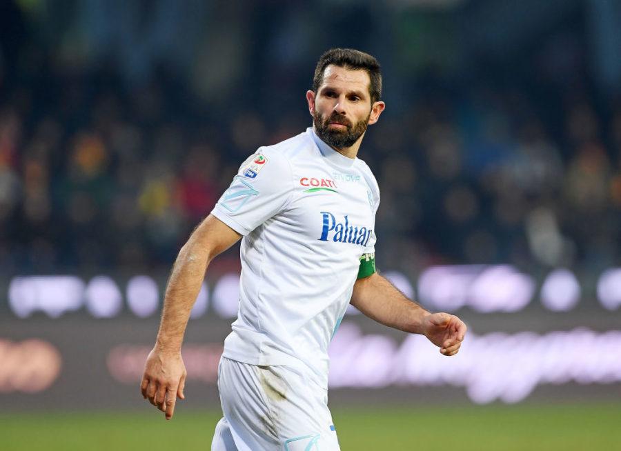 Chievo, Pellissier ancora out e torna Depaoli: la probabile formazione anti-Milan