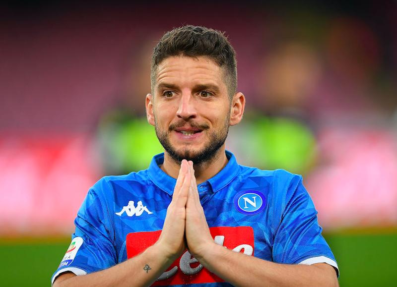 """Napoli, Mertens è in dubbio per la Spal! Il CorSport: """"Ieri non si è allenato in gruppo"""""""