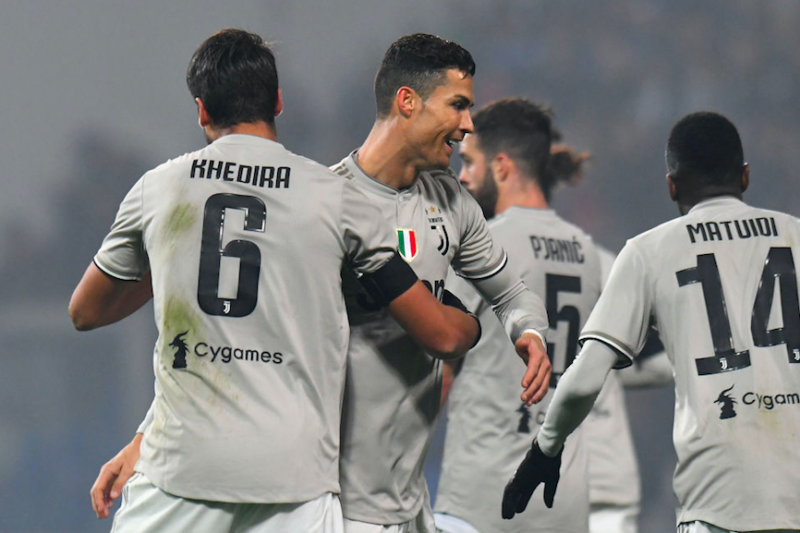 VOTI UFFICIALI – Ronaldo devastante, riecco Khedira! Consigli giù, Pjanic c'è, Dybala…