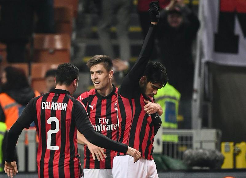 Milan, la prima gioia in Italia per Paquetá. E quel gesto commosso dopo il gol