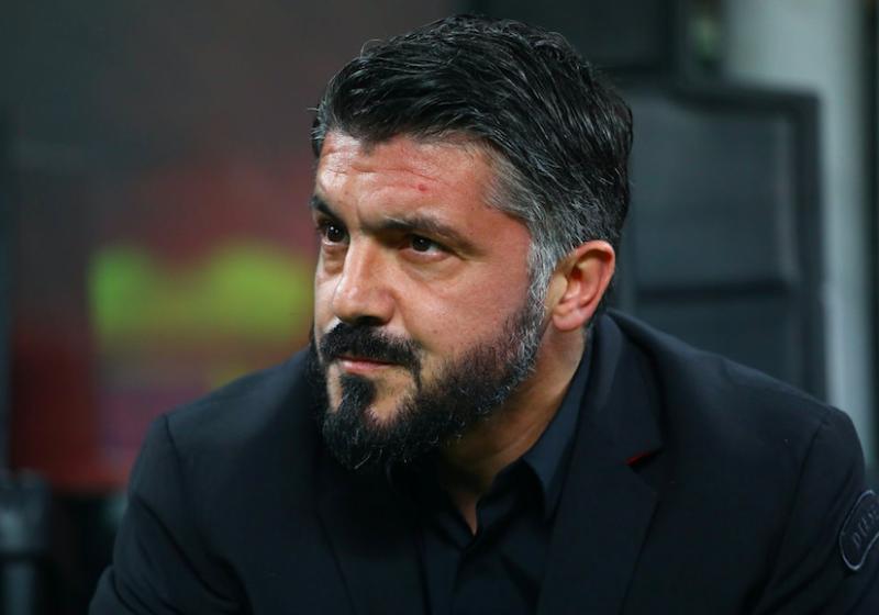 """Gattuso: """"Calhanoglu è un fesso! Suso si lamenta, Paquetá incredibile, Biglia un problema"""""""