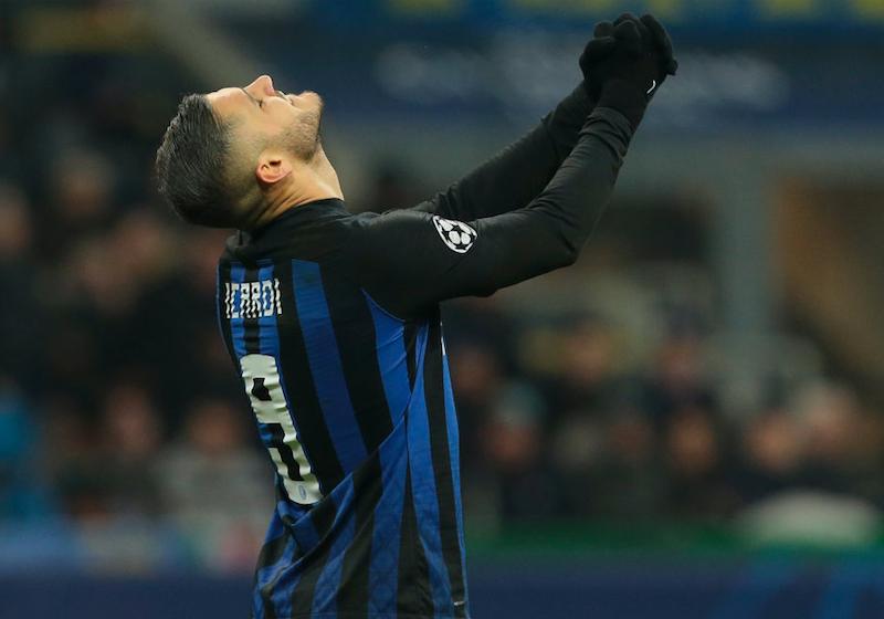 """Gazzetta: """"Icardi non si sblocca: improbabile che ci sia nel derby. Occhio a Keita"""""""