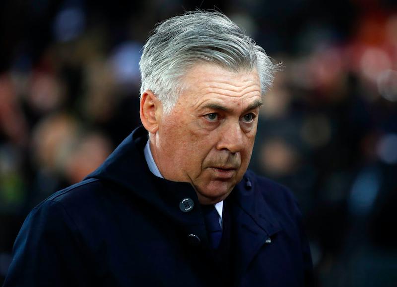 """Ancelotti: """"Mertens, Milik e Insigne insieme? È una possibilità. Se Callejon vuole…"""""""