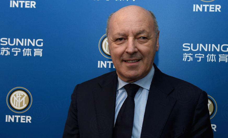 """Marotta: """"Icardi alla Juve, per ora lo escludo! Dybala, tutto aperto. Dzeko vuole l'Inter, Barella…"""""""