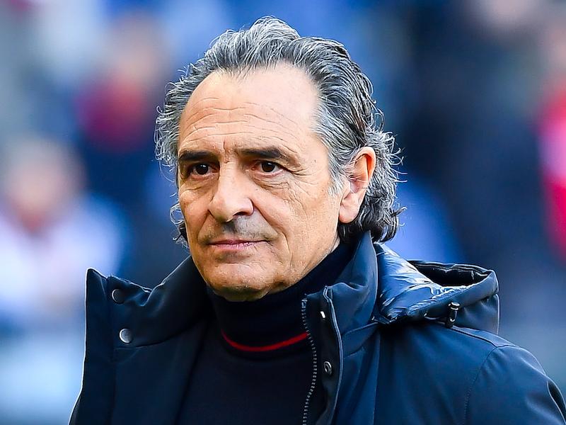 Prandelli resta al Genoa ma prepara i cambi: pronto a far fuori tre giocatori