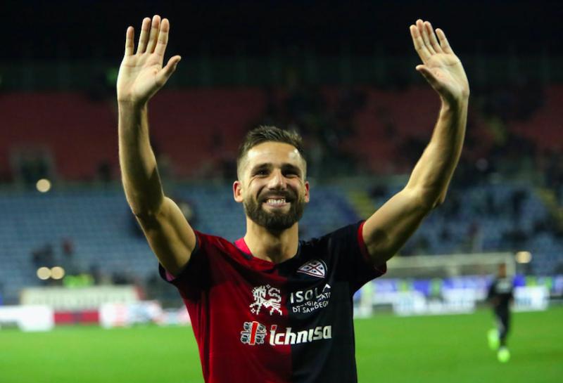 """Pavoletti: """"Migliorerò il mio record di gol, fidatevi. Segno di testa ma ero bassino…"""""""