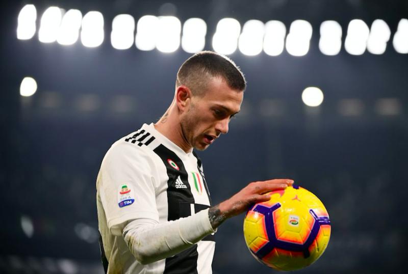 """Sarri: """"Bernardeschi cambierà ruolo: per me è un centrocampista, non un'ala"""""""