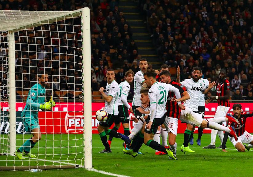 UFFICIALE – Piatek, Musacchio o Lirola: la scelta della Lega sul gol discusso