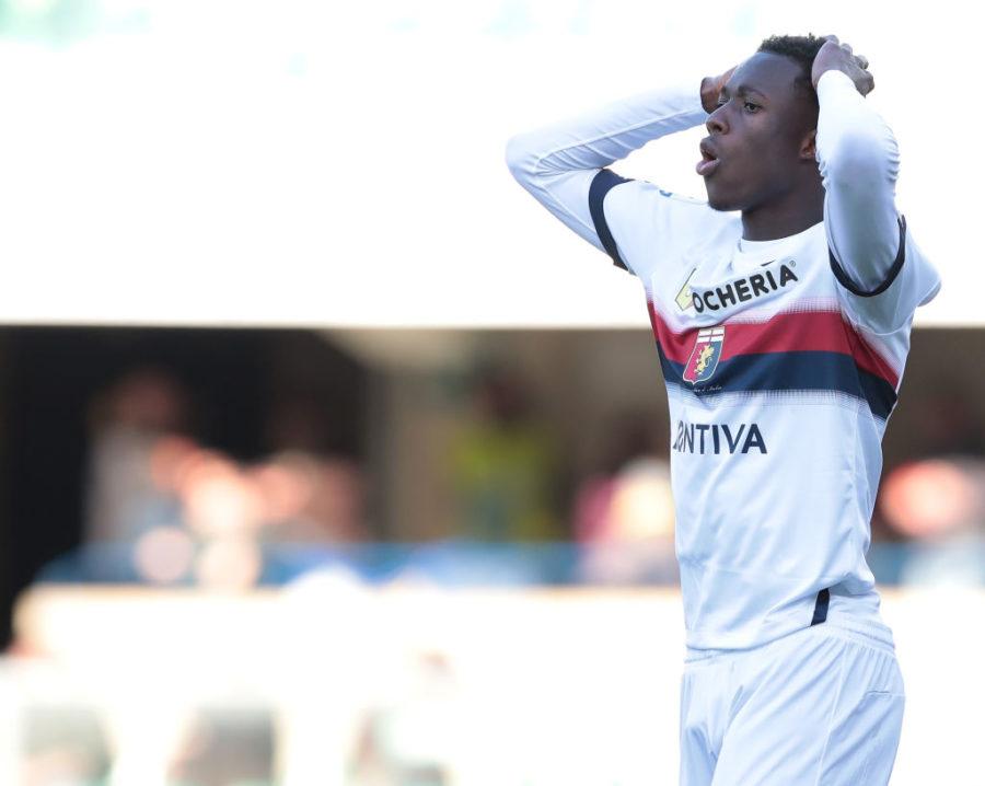 """Genoa, due problemi seri. La Gazzetta: """"Kouamé è in calo netto, ansia per Lazovic"""""""