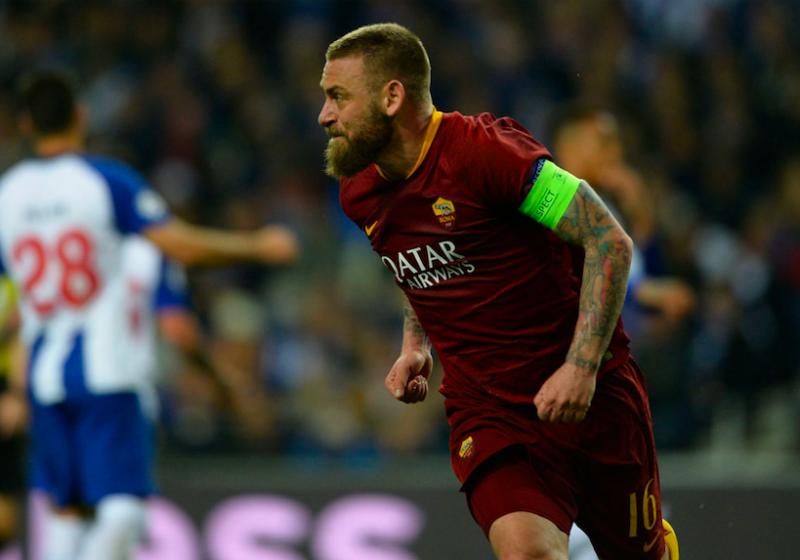 """Roma, Sky: """"Tegola De Rossi: è lesione muscolare! Le partite che salterà sicuramente"""""""