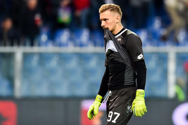 Genoa, decisione presa sul portiere contro la Juventus: tre rientri dall'infermeria