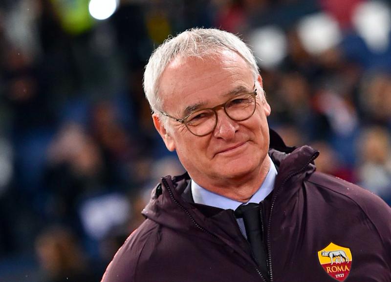 """Ranieri: """"Zaniolo, non è grave! Ho stressato Kluivert, problemino Florenzi, a Schick ho detto…"""""""