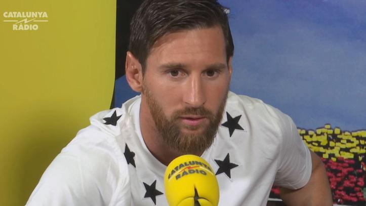 """""""Messi, hai visto cos'ha fatto Ronaldo in Champions?"""". E Leo risponde così"""
